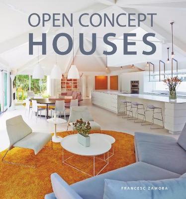 Open Concept Houses - Open Concept (Hardback)