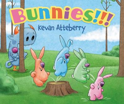 Bunnies!!! (Board book)