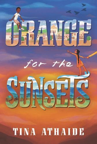 Orange for the Sunsets (Paperback)