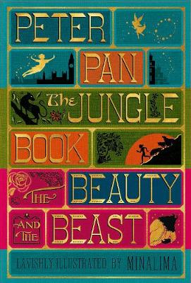 Illustrated Classics Boxed Set: Peter Pan, Jungle Book, Beauty and the Beast (Hardback)