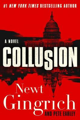 Collusion: A Novel - Mayberry and Garrett 1 (Hardback)
