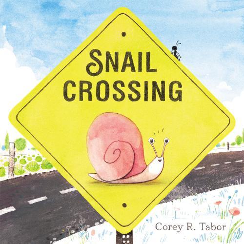 Snail Crossing (Hardback)