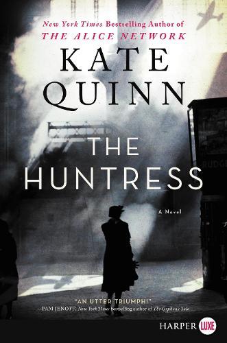 The Huntress [Large Print] (Paperback)