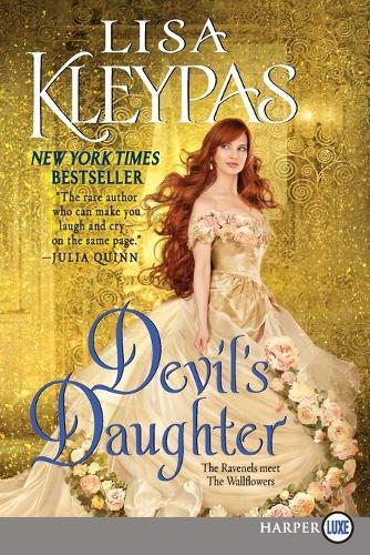 Devil's Daughter: The Ravenels Meet the Wallflowers (Paperback)
