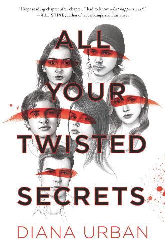All Your Twisted Secrets (Hardback)