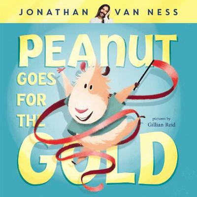 Peanut Goes for the Gold (Hardback)