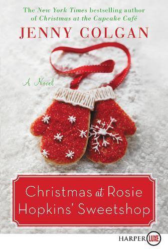 Christmas at Rosie Hopkins' Sweetshop (Paperback)