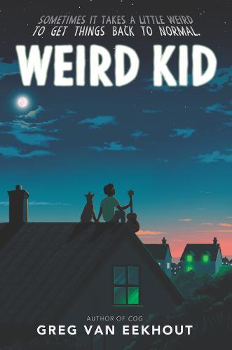 Weird Kid (Hardback)