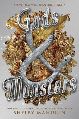 Gods & Monsters - Serpent & Dove 3 (Hardback)
