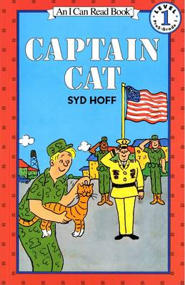 Captain Cat - I Can Read (Paperback)