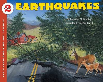 Earthquakes (Paperback)