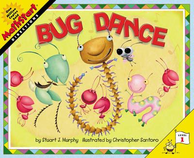 Bug Dance - MathStart 1 (Paperback)