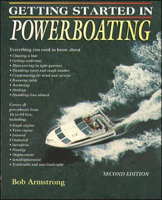 Getting Started in Powerboating (Paperback)