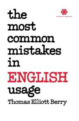 The Most Common Mistakes in English Usage - Schaum's Paperbacks (Paperback)