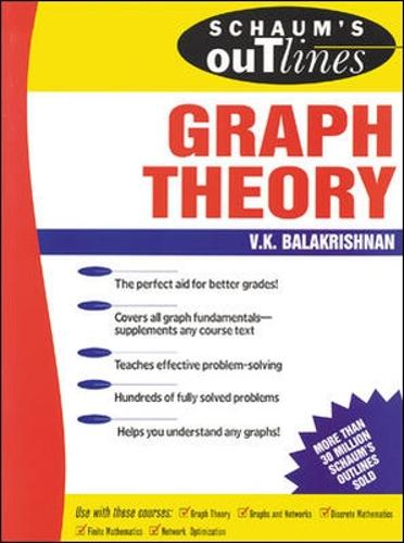 Schaum's Outline of Graph Theory: Including Hundreds of Solved Problems (Paperback)