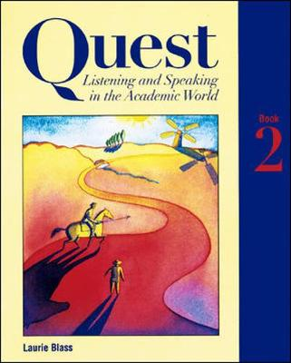 Listening and Speaking in the Academic World: Bk.2 - Quest (Paperback)