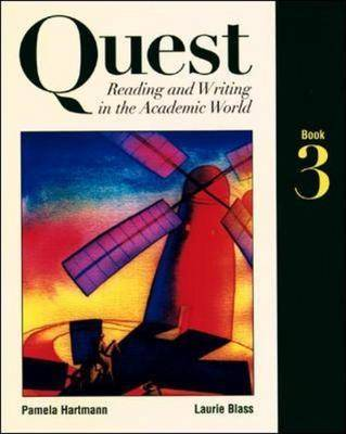 Reading and Writing in the Academic World: Bk. 3 - Quest (Paperback)