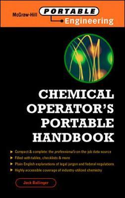 Chemical Operator's Portable Handbook (Hardback)