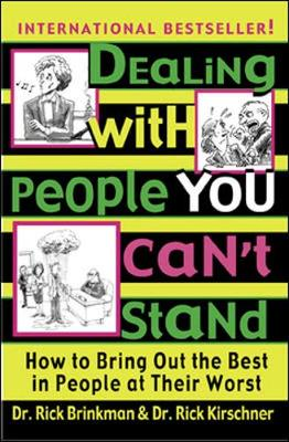How to Deal with People You Can't Stand (Paperback)