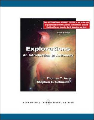 Explorations: Introduction to Astronomy (Paperback)