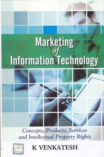 Marketing of Information Technology (Paperback)