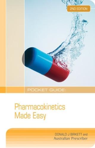 Pocket Guide: Pharmacokinetics Made Easy (Paperback)