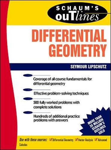 Schaum's Outline of Differential Geometry (Paperback)