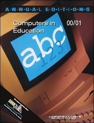 Computers in Education - Annual Editions (Paperback)