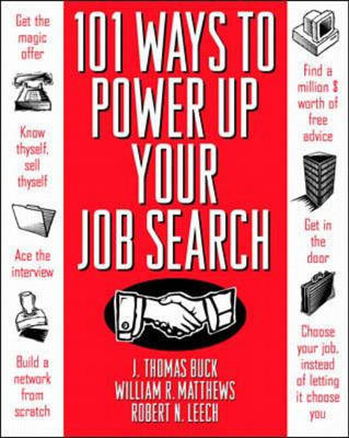 101 Ways to Power Up Your Job Search (Paperback)