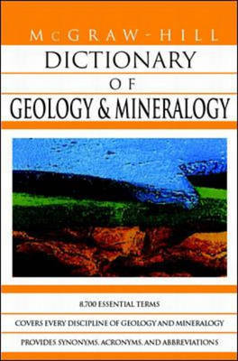 Dictionary of Geology and Mineralogy (Paperback)