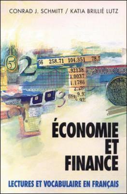 Economie et Finance: Economics and Finance - Schaum's Foreign Language S. (Paperback)