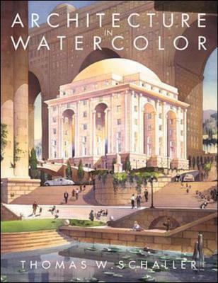 Architecture in Watercolour (Paperback)
