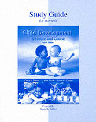 Child Development: Its Nature and Course (Paperback)