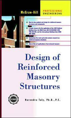 Reinforced Masonry Structure Design (Hardback)