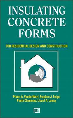 Insulating Concrete Forms for Residential Design and Construction (Hardback)