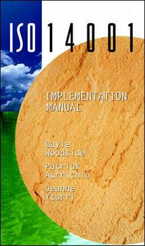 ISO 14001 Implementation Manual (Hardback)
