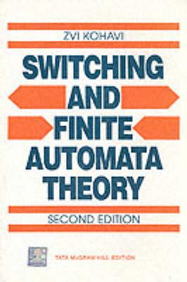 Switching and Finite Automata Theory (Paperback)