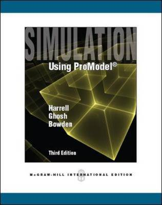 Simulation Using ProModel (Paperback)