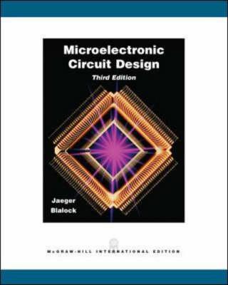 Microelectronic Circuit Design (Paperback)