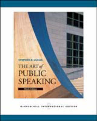 The Art of Public Speaking: With Student CDs 5.0, Audio CD set PowerWeb and Topic Finder