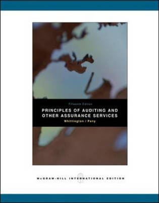 Principles of Auditing and Other Assurance Services (Paperback)