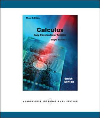 MP: Calculus Single Variable, 3e w/MathZone (Book)