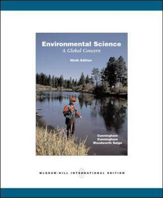 Environmental Science: A Global Concern (Paperback)
