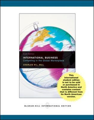 International Business with Online Learning Center Access Card (Paperback)