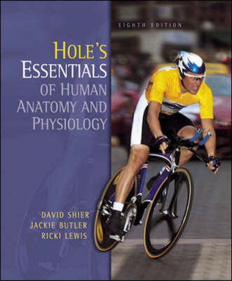 Holes Essentials of Human Anatomy and Physiology with Olc Bi-Card (Paperback)