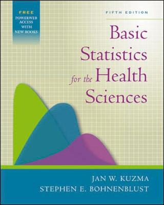 Basic Statistics for the Health Sciences (Paperback)