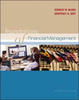 Foundations of Financial Management: WITH Self-Study CD + S&P + OLC with PowerWeb