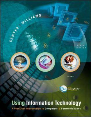Using Information Technology: WITH PowerWeb (Paperback)