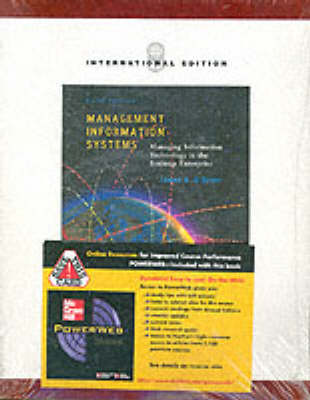 Management Information Systems with Misource V2 and Powerweb (Paperback)