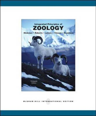 Integrated Principles of Zoology (Paperback)